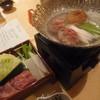 四季亭 - 料理写真:甲州ワインビーフしゃぶしゃぶ♪