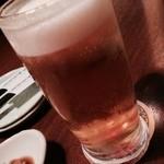 やるき茶屋 - 【'14.7】ビア…