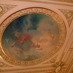 Hôtel de Paris Monte-Carlo - 天井です
