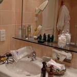 Hôtel de Paris Monte-Carlo - アメニティが全てエルメスと言うのも・・・やはりエルメスなんだなと納得しますね
