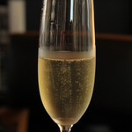 BVLGARI Il bar - シャンパン