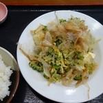 29400173 - ゴーヤチャンプルー定食