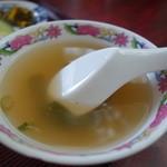 29401713 - スープ・お新香付き