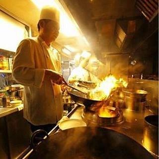 超一流、西安の調理人達「特級麺点師」