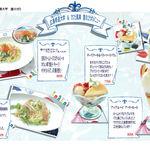 カフェ 風車 - 広島修道大学澄川ゼミコラボメニュー【メニューカード】