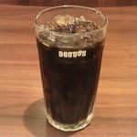 29406651 - アイスコーヒーのSサイズです。