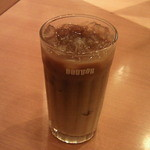 ドトールコーヒーショップ - アイスカフェラテのSサイズです。