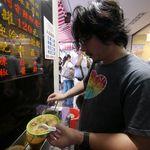 阿宗麺線 西門町店 - セルフで調味料