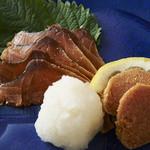 十二の月 - 石川名物。日本酒に合います。