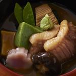 十二の月 - 加賀郷土料理です。金沢旅行の際には是非!