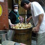 福州元祖胡椒餅 - 売ってるトコ