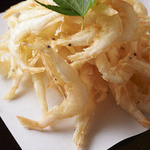 十二の月 - 富山で獲れる海老で唐揚げは大人気!