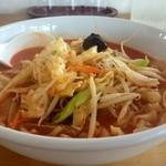 西安刀削麺 - 味噌辛し刀削麺