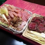 29413261 - A5入りのおまかせ焼A4モモ肉