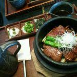 29413544 - カルピ丼(ランチ)