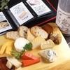 フォンティーナ チーズ ダイニング - 料理写真:チーズ盛り合わせ 3種/5種