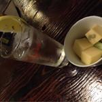 29415572 - 酎ハイ&玉子豆腐