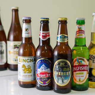 他にはない世界のビールとインドワイン11月限定キャンペーン中