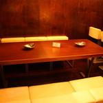 ガーゴ - テーブル席