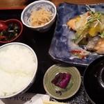 魚菜おかずいろいろ - 日替わり