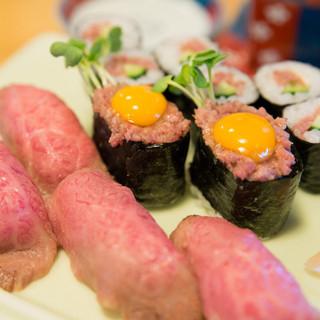 助八寿司 - 料理写真:香ばしい炙りが口の中でとろける…