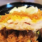 直ちゃん - 肉は鶏胸肉ですし、衣もあっさり、タルタルなしということで、                             揚げものながら、さくっと頂けるチキン南蛮定食。