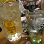 勝元 - メガハイボール(2014/07)