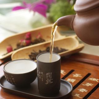 中国茶ソムリエセレクション、こだわりのお茶
