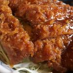 ソースカツ丼・そば きりの実 - ソースかつ丼