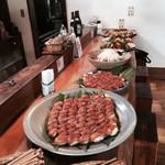 季まま亭 - 島寿司  唐辛子の辛味が秀逸 (^_^)☆