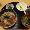 酒楽魚彩まごころ亭 - 料理写真:猟師丼