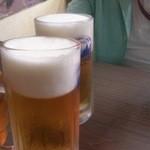 29425640 - 生ビールでカンパ~イ!