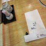ISSIN JAPANESE RESTAURANT - 卓上