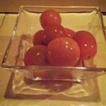 ぼらぁちょ - プチトマトのピクルス