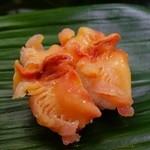 寿司光 - 赤貝
