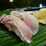 寿司光 - 真鯛