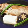 和食 たかもと - 料理写真:魚の煮付け※当日の入荷状況により変化します。