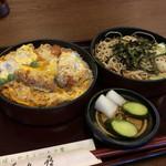 寿々喜 - ミニカツ丼 もり  850円