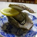 みやこや - 岩牡蠣(新潟県日本海産)