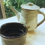 廚菓子くろぎ - ホットコーヒー