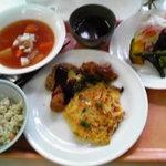 菜食レストラン シャローム - ランチバイキング