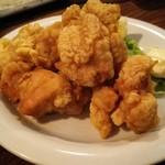 たまや - 鶏唐揚(480円)