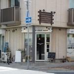 チッチコッコカフェ - お店の外観