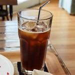 チッチコッコカフェ - アイスコーヒー