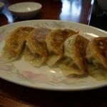 中国料理 凰華 - 焼き餃子