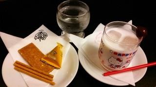 カオリ座 - 薔薇ミルクとお菓子