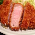29446094 - ロースカツ定食(1500円)