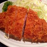 29446096 - ロースカツ定食(1500円)