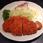 29446097 - ロースカツ定食(1500円)