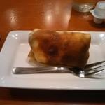 カフェ・サラマンジェ - クレープです。